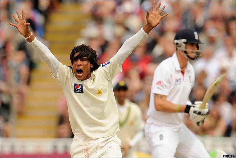 BBC Sport - Cricket - England v Pakistan day two photos