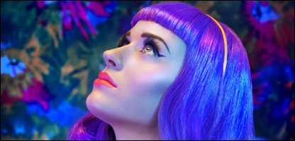 Katy Perry is back with a new single, Teenage Dream
