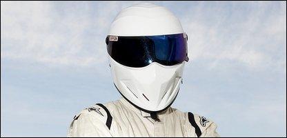 CBBC - Newsround - Man behind The Stig helmet named