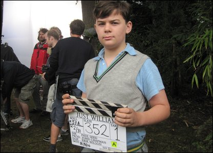 On the set of Just William