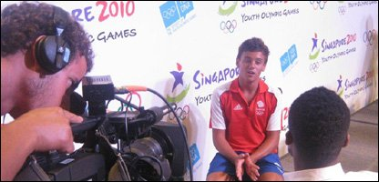 Ore interviews Tom Daly