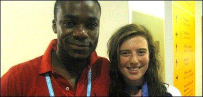 Cbbc Newsround Week 2 Ore S Youth Olympics 2010 Diary