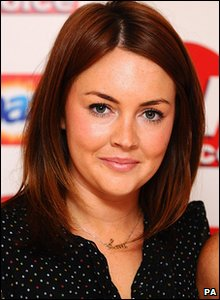 Lacey Turner aka Stacey Branning