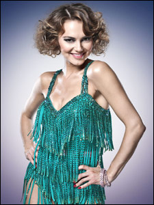 Kara Tointon, who used to play the part of Dawn in EastEnders