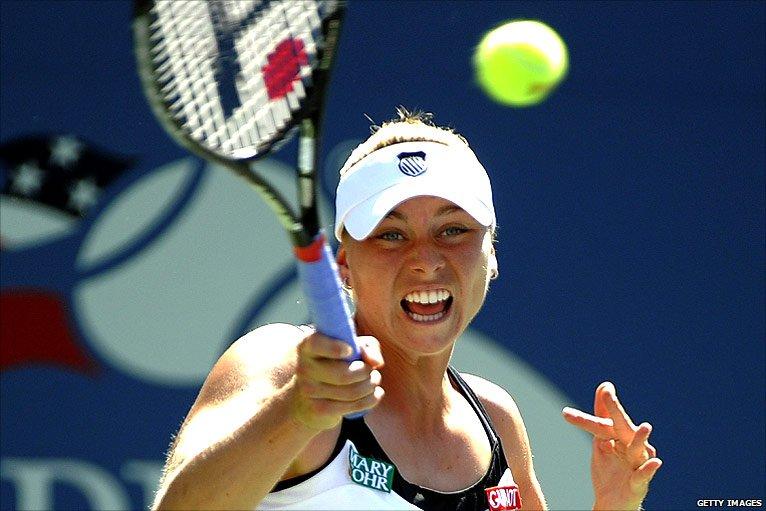 BBC Sport - Tennis - US Open day 10 photos