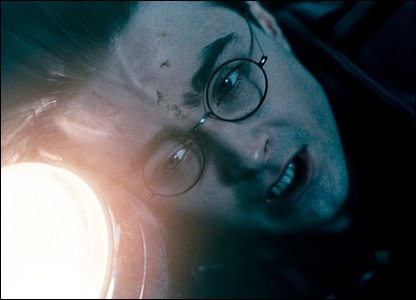 Scene from Harry Potter and the Deathly Hallows