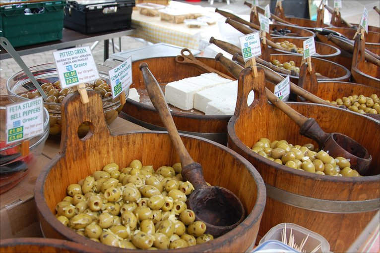 The Cornwall Food and Drink Festival offers many tasty goodies like ...