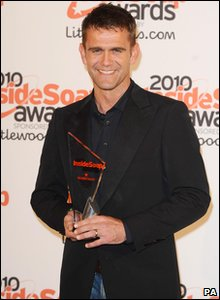 Inside Soap Awards 2010 - EastEnders' Scott Maslen