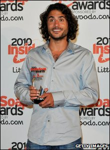 Inside Soap Awards 2010 - EastEnders' Marc Elliott