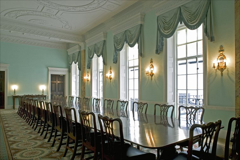 Bbc in pictures 20 years of saving london 39 s buildings for Best private dining rooms central london