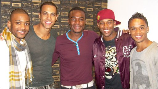 JLS and Ore