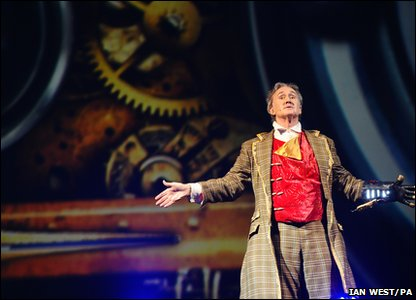Doctor Who Live - Vorgenson