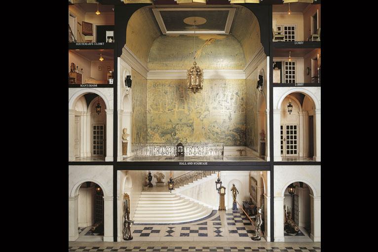 Dollshouse Queen Mary Windsor Castles Dolls House