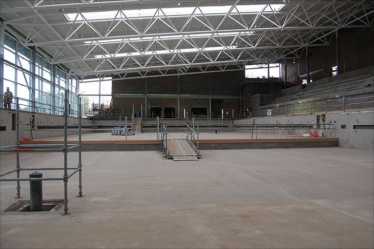 Bbc In Pictures Basildon Sporting Village Takes Shape