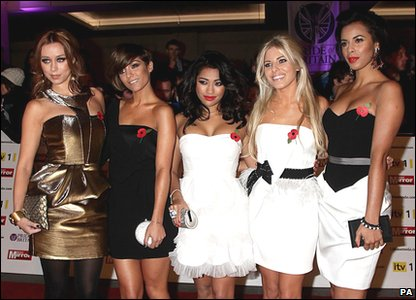 Pride of Britain Awards 2010 - The Saturdays
