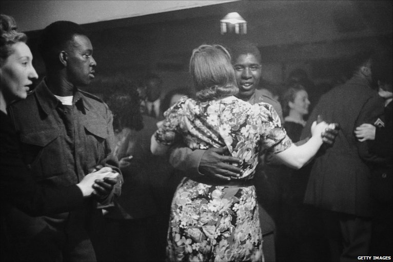 Afro 70s bbc white teen - 2 part 3