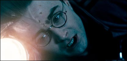Image taken from harry Potter and the Deathly Hallows: Part 1