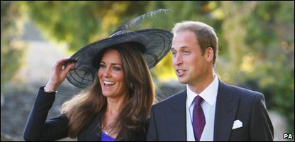 Prince William and Kate Middleton have announced that they are going to get married.