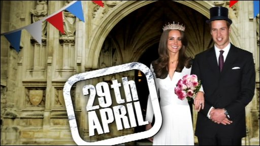 royal wedding 2011 logo. royal wedding has begun!