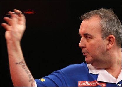 Phil Taylor is one of the greatest darts players of all time, and has