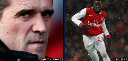 keane and eboue