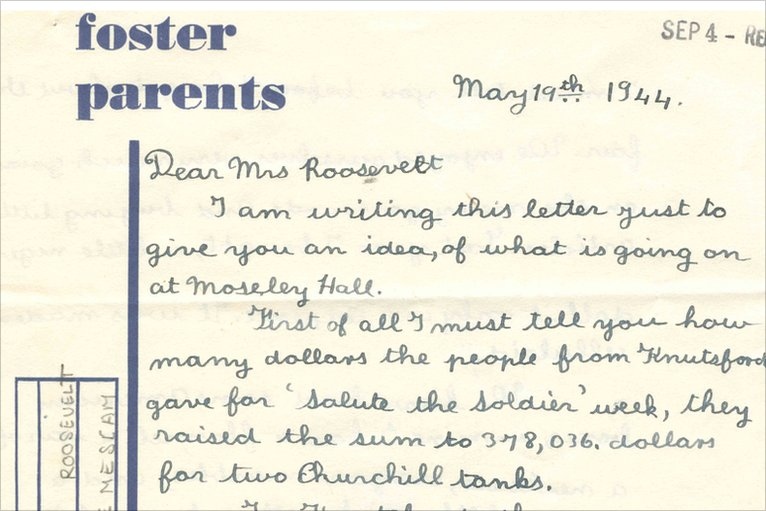 Example Of An Evacuee Letter Bbc