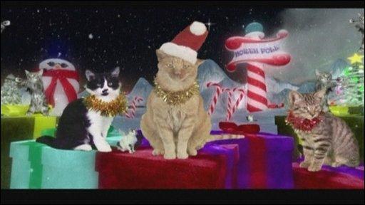 Jingle Cats 3D movie