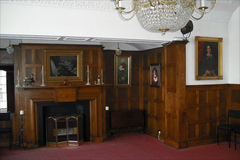 kilburn hall derbyshire