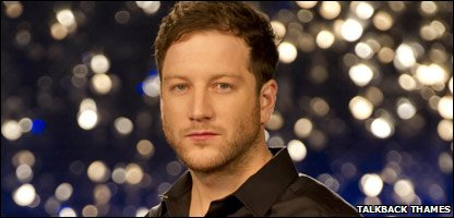 The winner of X Factor 2010 - Matt Cardle