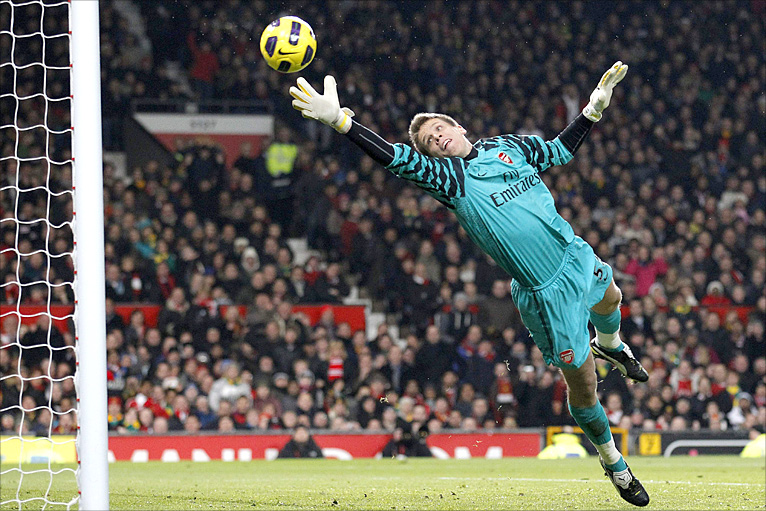 Goonerboy: Is Szczesny Overrated? A Statistical Analysis