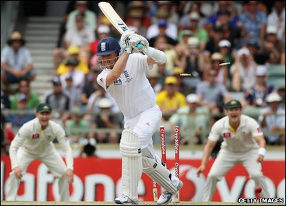 As day four kicked off the England team had a massive task ahead of them to try and save the match.