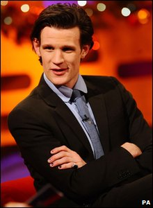 Doctor Who star Matt Smith comes twelfth in a list of Britain's best dressed men.