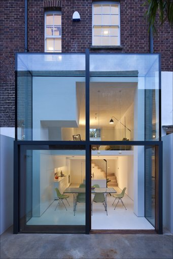 Hoxton House, Hackney, was the overall winner of the New London  Architecture's 'Don