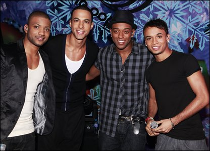 JLS are nominated in the worst band catergory