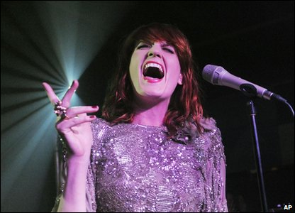 Florence and the Machine are nominated for an NME award