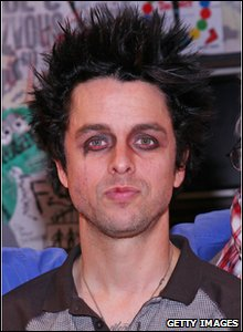 Billie Joe Armstrong is up an NME award