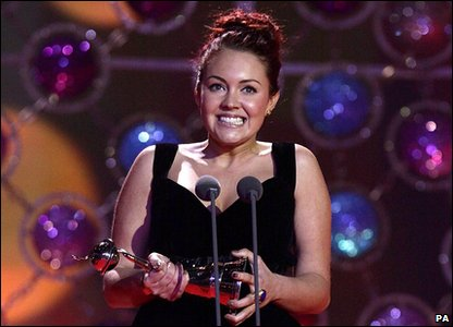 Lacey Turner picked up the best actress award