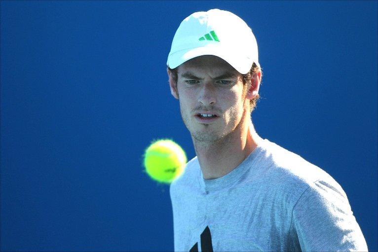 bbc sport tennis