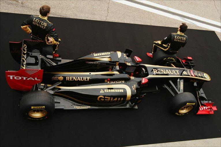 Bbc Sport F1 F1 Teams Unveil New Cars