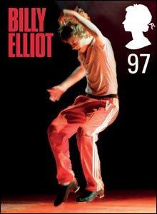 Billy Elliot stamp