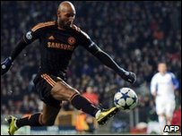 Anelka was Chelsea's star man