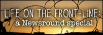 Life on the Front-Line: a Newsround special