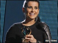 Nelly Furtado was paid by Colonel Gaddafi to perform