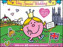 Little Miss Princess and the Very Special Wedding will be out just in time for the big day