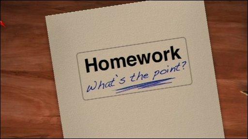 Homework be banned