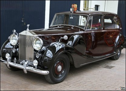 Rolls Royce Phantom VI
