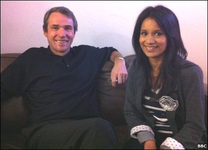 MOTD's Alan Hansen and Kickabout's Sonali