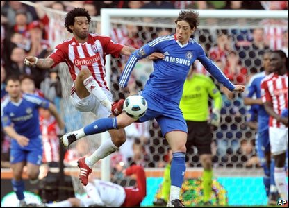 There were lots of draws for the Premier League over the weekend. Chelsea drew 1-1 with Stoke...