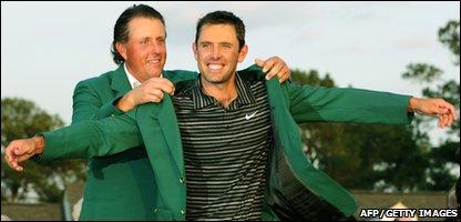 Masters 2011 Winner Masters 2011 Winner Charl