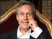 Anthony Head, who plays Uther Pendragon in Merlin